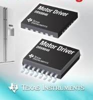 12 V Motor Drivers eliminate stepper and brushed DC motor