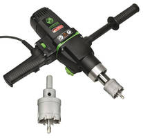 Hole Saws drill metal quickly and cleanly.