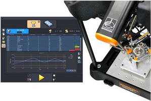 Industrial Gauge is cell-ready with software and process monitor.