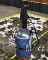 Reversible Drum Vacuums carry CE compliance.