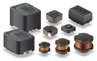 SMD Power Inductors target automotive applications.