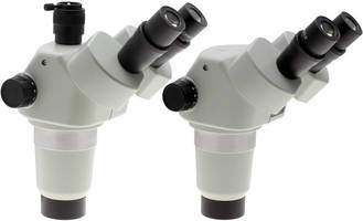 Stereo Zoom Microscopes feature high magnification ranges.