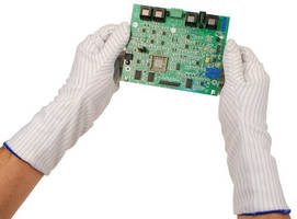 Static Dissipative Gloves also protect against high heat.
