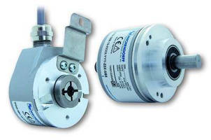 Incremental Encoder combines modern design, enhanced features.