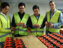 CODIPRO's Swivel Lifting Rings Charm Japan.