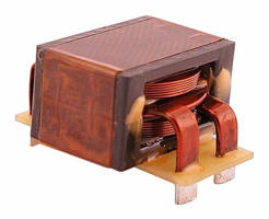 High Current Planar Transformers range from 500-1,000 W.