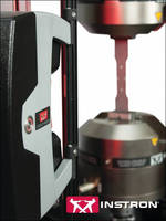 Video Extensometer performs non-contact strain measurement.