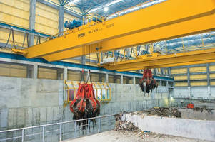 Further Expanding Presence in China with Demag Process Cranes