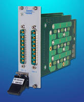PXI Solid-State Switches serve high-power applications.