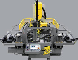 An Innovative Approach to Sawing and Material Flow - FMB Scorpio CNC Vertical Band Saw by PAT MOONEY INC.