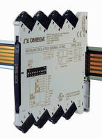 Bipolar Isolated Signal Conditioner offers output load stability.