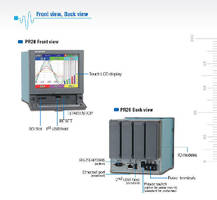 Paperless Chart Recorders offer real-time monitoring.