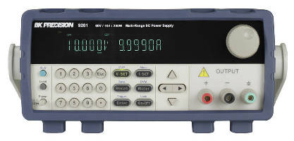 Programmable DC Power Supplies deliver up to 150 V, 25 A.