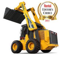 Gehl V400 Skid Loader Wins Rental® Editor's Choice Award for 2014