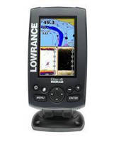 Fishfinder/Chartplotter Displays integrate CHIRP technology.