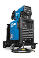 MIG Welding System features modular, adaptable design.