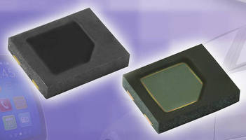 Automotive-Grade PIN Photodiodes have 7.5 mm² sensitive area.