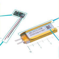 Lithium Ion Battery Modules range from 43-340 mAh capacity.