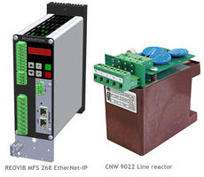 Vibratory Feeder Controller and Line Reactor reduce downtime.