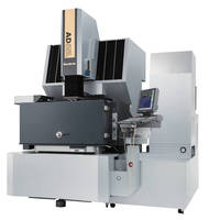 Sinker EDM Machines offer rigid construction, precision operation.