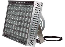 High Bay LED Flood light Fixture offers metal halide alternative.