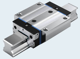 Roller Rail System increases precision via pulsation reduction.