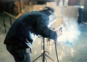 Temperature Monitoring of Cooling Metal for Quality Welds