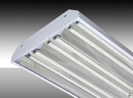 LED High Bay Fixtures deliver efficacy of more than 105 lm/W.