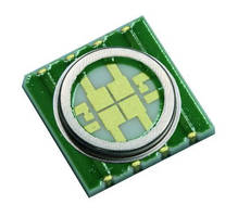 Leadless Ceramic SMT Package meets optoelectronic circuit needs.