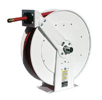 Hose, Cord, and Cable Reels suit retail installations.