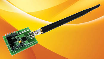 Development Platform for battery-free wireless sensors and actuators.
