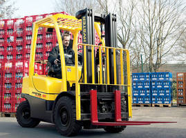 Industrial Engines increase truck productivity and fuel economy.