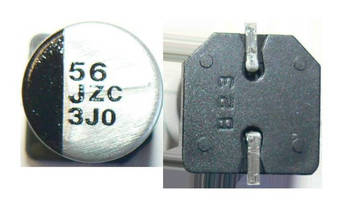 Polymer-Aluminum Electrolytic Capacitors carry 125
