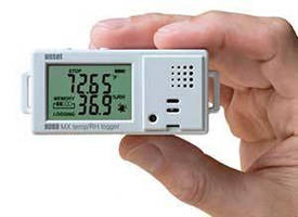 Onset HOBO DataLoggers Offer Bluetooth Capability and More