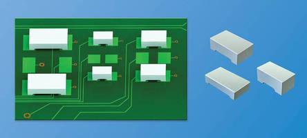 High Current SMT Jumpers replace true zero ohm resistors.