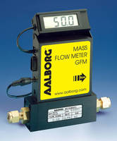 Economical ±1% Accuracy Mass Flow Meters and Controllers