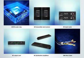 Crestron Extends Next Generation DM® 3.0 4K Product Line