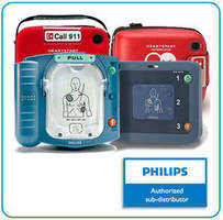 Philips AEDs Save Lives, Newton is Here to Help