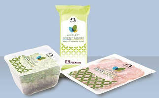 PVDC-Coated Film targets resealable food packaging applications