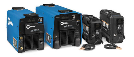 Welding Systems provide remote control of power source.