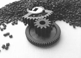TP Compounds enhance plastic automotive gear wheel resilience.