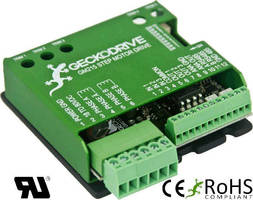 Motor/Motion Controller offers high resolution, smooth operation.