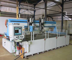 DRC Copper Mine Installs Jet Edge 5-Axis Waterjet Cutting System