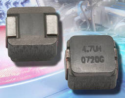 Commercial/Automotive Grade Inductors operate up to +155°C.