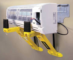 Mini-Split Installation Support Tool reduces labor requirements.