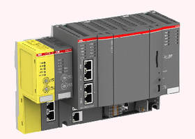 Machinery Controller features multi-processor system.