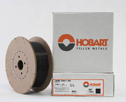 Metal-Cored Wire features low manganese emissions.