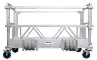 Modular Work Platform is designed for safety, versatility.