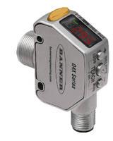 Laser Distance Sensor covers 25-300 mm range.