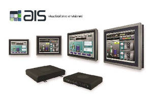 Touch Panel PCs support IIoT, ICT, and M2M applications.